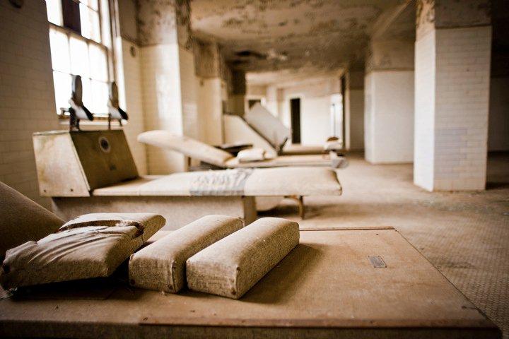 A Real Ghostly Renovation The Baker Hotel Rsvp Design
