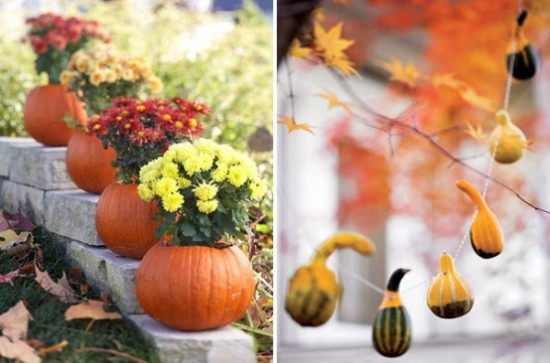 Outdoor fall decorating ideas yard - 2011 Fall Decor Obsession The Pumpkin Rsvp Design Services