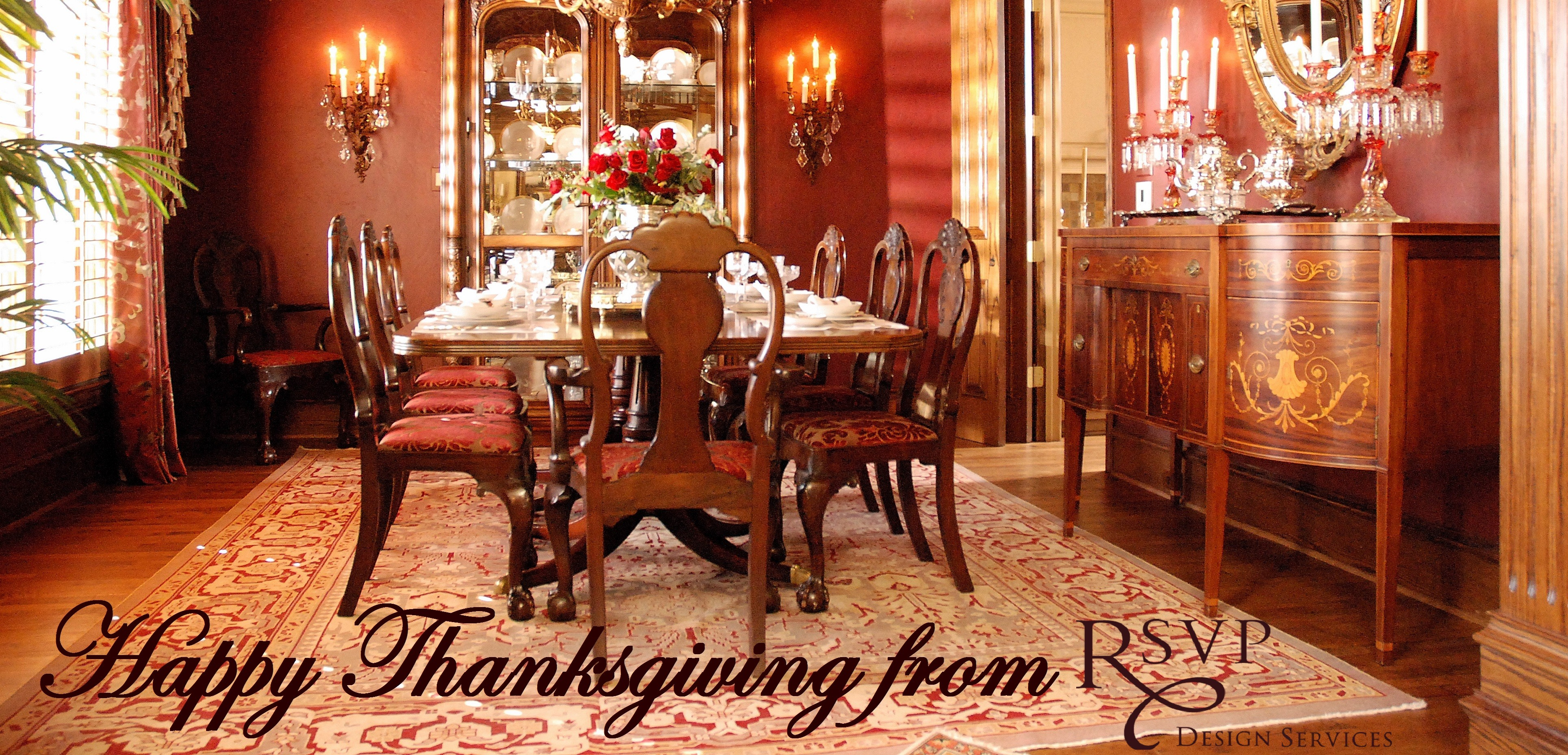 happy thanksgiving from rsvp design services rsvp design services
