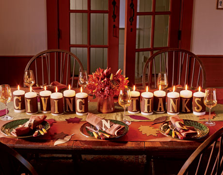Happy thanksgiving from rsvp design services rsvp - Thanksgiving table decorating ideas ...