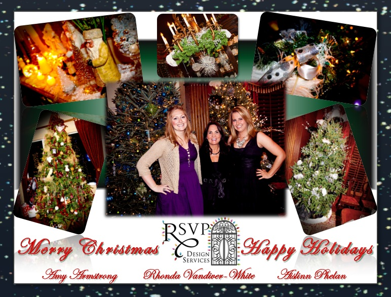 merry christmas happy holidays from rsvp design services