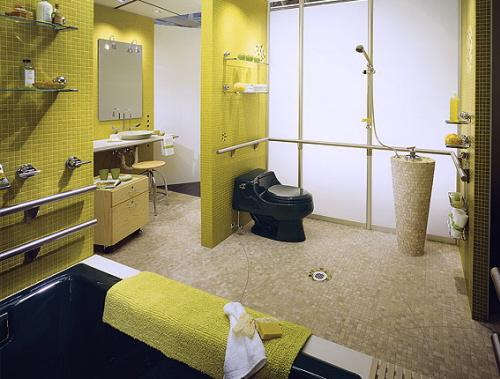 Enabling the Disabled with Interior Design – Ada Bathroom Design