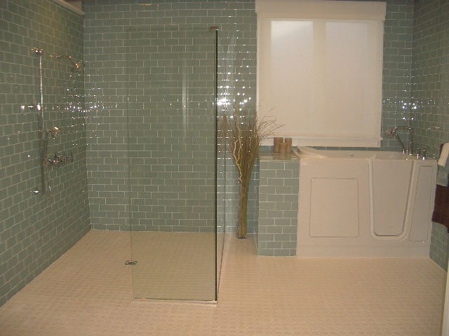 Enabling the disabled with interior design rsvp design for Pictures of handicap bathrooms